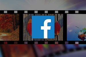 How to Make/Create a Slideshow on Faceb