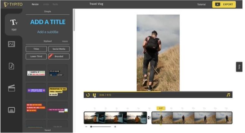Typito video merger