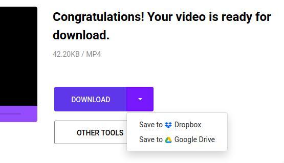 save slideshow