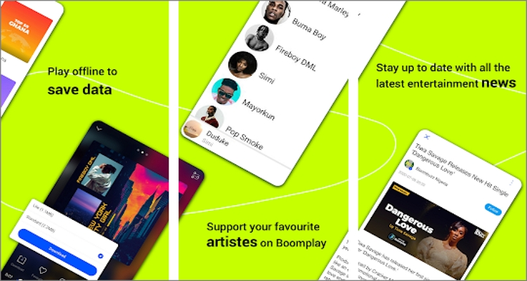 best-free-music-apps-boomplay