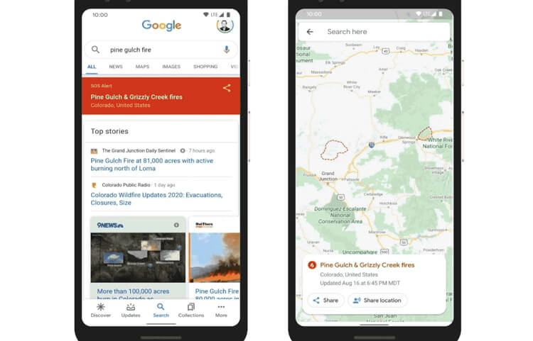 google-maps-2020-update-wildfire-mapping-wildfires-with-google-satellite-data