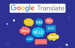 A free multilingual translation service
