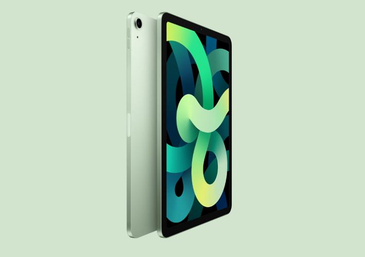 apple-ipad-air-4-green-color