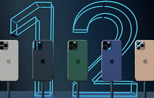 Meet the Apple iPhone 12 family