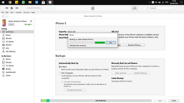 backup-iphone-via-itunes-4
