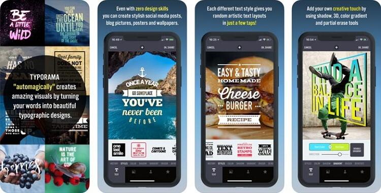best-iphone-photo-editing-app-typorama