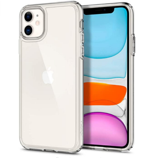 iPhone 11 Clear Cases 3