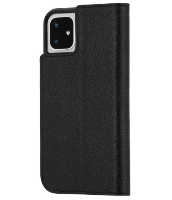 iPhone 11 Leather Wallet Case 1