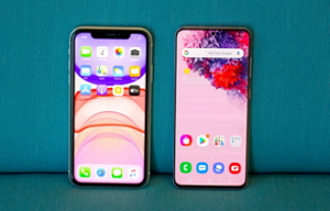 Which phone wins: iPhone11 or Galaxy S20