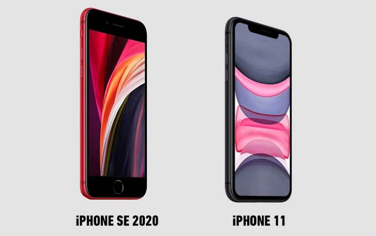 iphone-11-vs-iphone-se-design