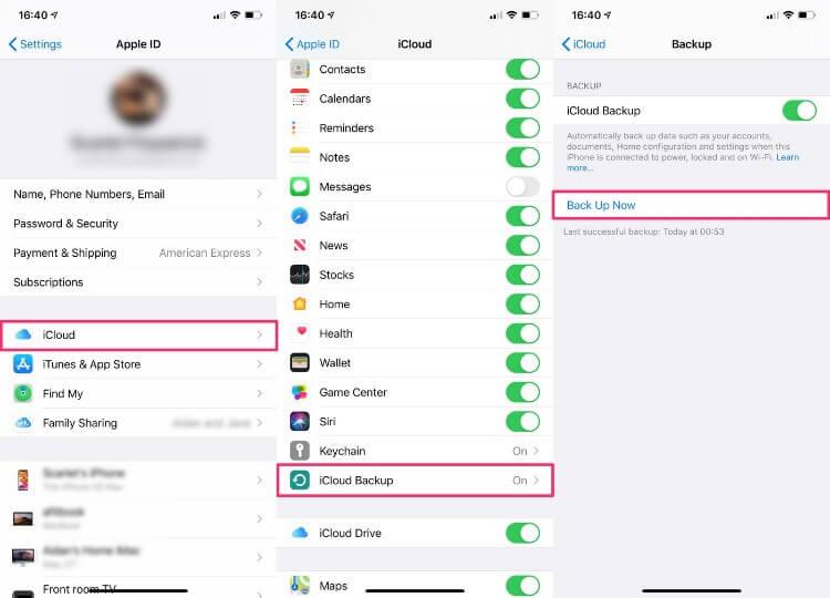 transfer-iphone-data-backup-iphone-using-icloud-1