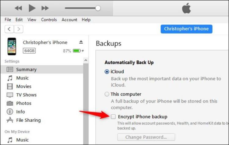 transfer-iphone-data-backup-iphone-using-itunes-4