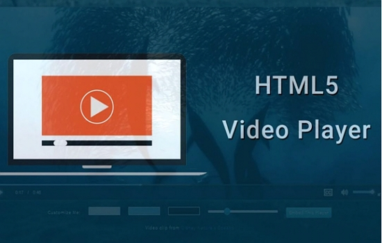 free html5 video player