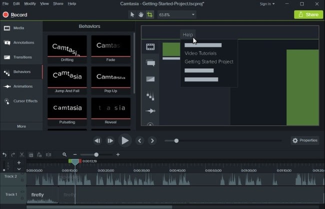 Gaming Recorder-Camtasia Studio 8