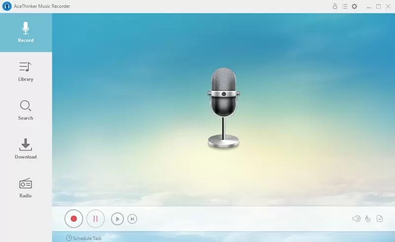 Good Music Recording Software-ACETHINKER