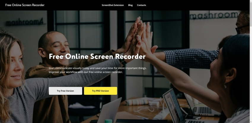 Google Meet Recording-Free Online Screen Recorder