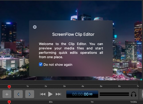 Stream Recording App-ScreenFlow