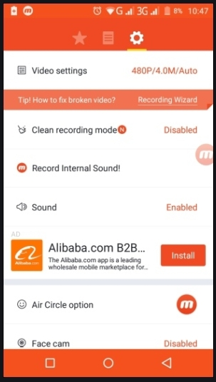 Screen Recorder Pubg-Mobizen Screen Recorder