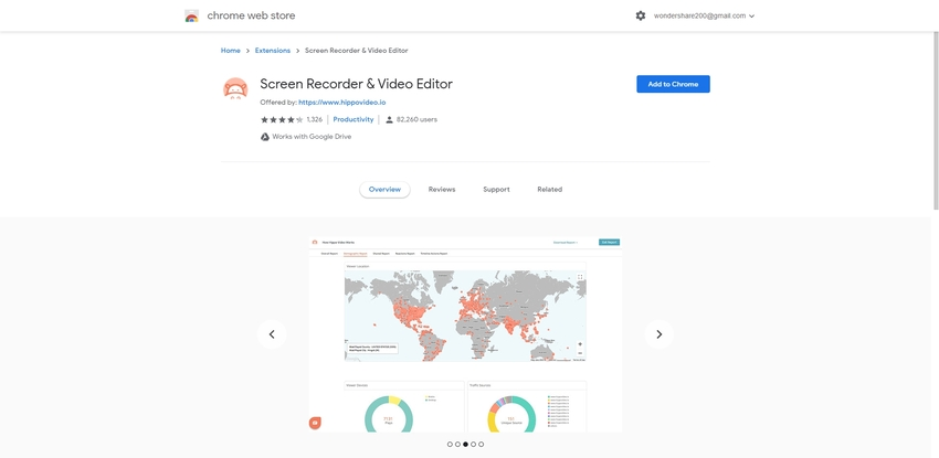 Stream Recorder Chrome-Screen Recorder & Video Editor
