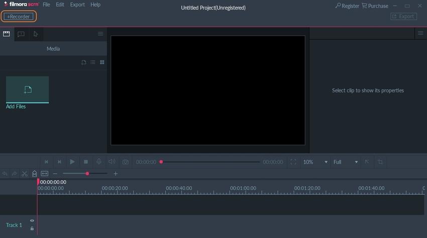 Chrome Stream Recorder-Filmora Scrn