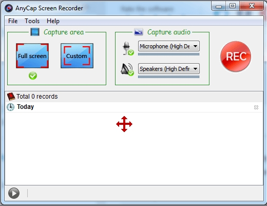 Video Call Record-AnyCap Recorder