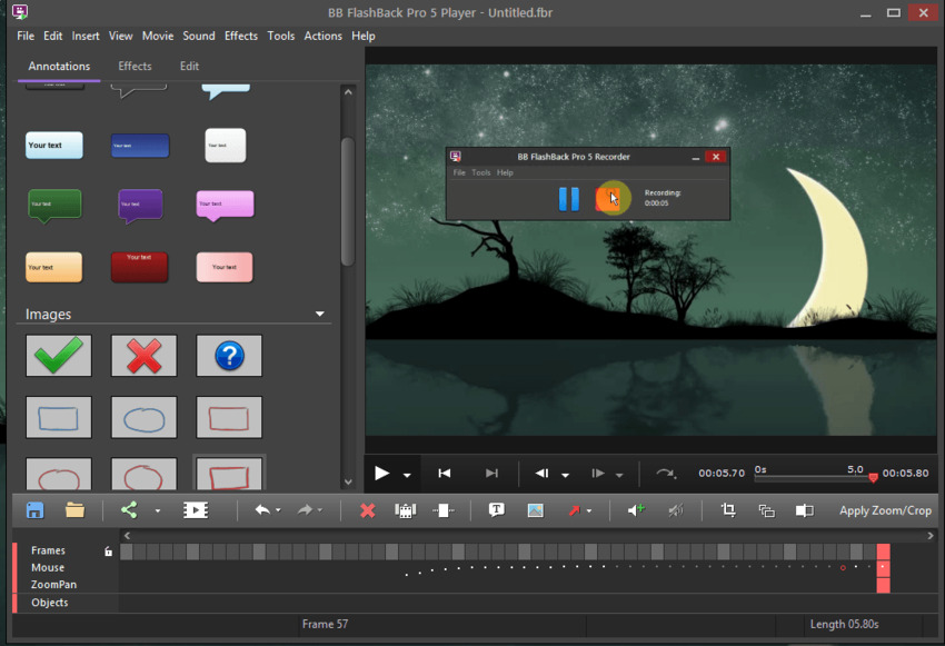 Windows Video Screen Capture-FlashBack