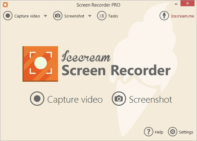 Best Video Recorder for Youtube-IceCream Apps