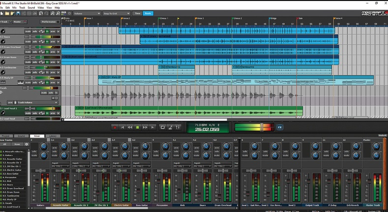 Audio Recording Software for Windows-Acoustica