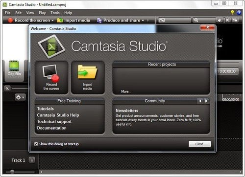 Best Screen Recorder for Youtube Gaming-Camtasia