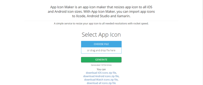 icon resizer app - 1