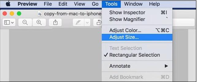 image resizer mac - 1