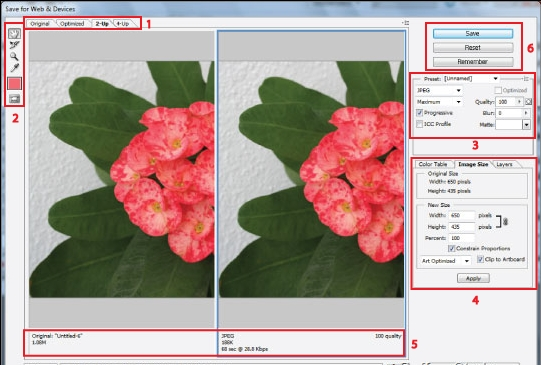 Resize An Image in Illustrator