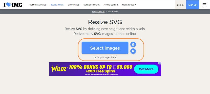 resize svg - step1