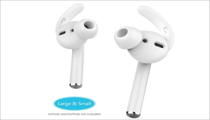 AhaStyle 2 Pairs AirPods Ear Hooks