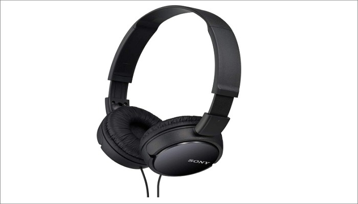 Sony MDRZX110/BLK ZX Series Stereo Headphones
