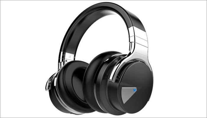 COWIN E7 Active Noise Cancelling Headphones Bluetooth