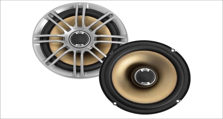 Polk db651 Coaxial Speakers
