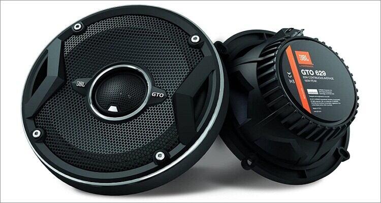 "JBL GTO629 Premium 6.5"" Coaxial Speaker"