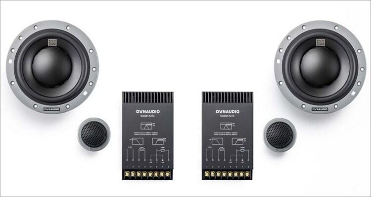 "Dynaudio Esotan 272 6.5"" 2-Way Component Speakers"