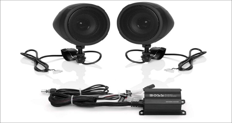 BOSS Audio Systems MCBK420B