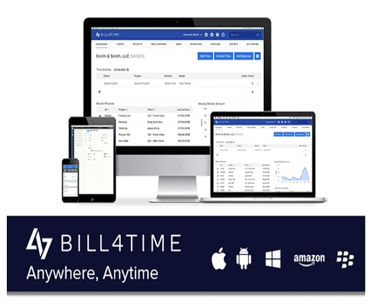 excellent time tracker software
