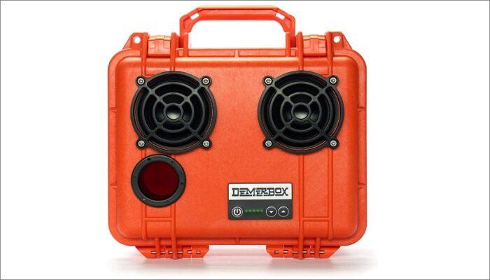 DemerBox Rugged Waterproof Bluetooth Speakers