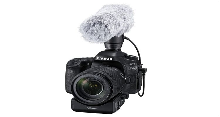 Canon Directional Microphone DM-E1