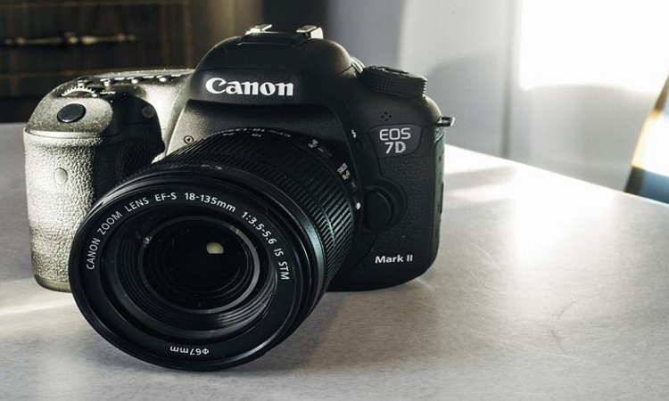 good canon 7d