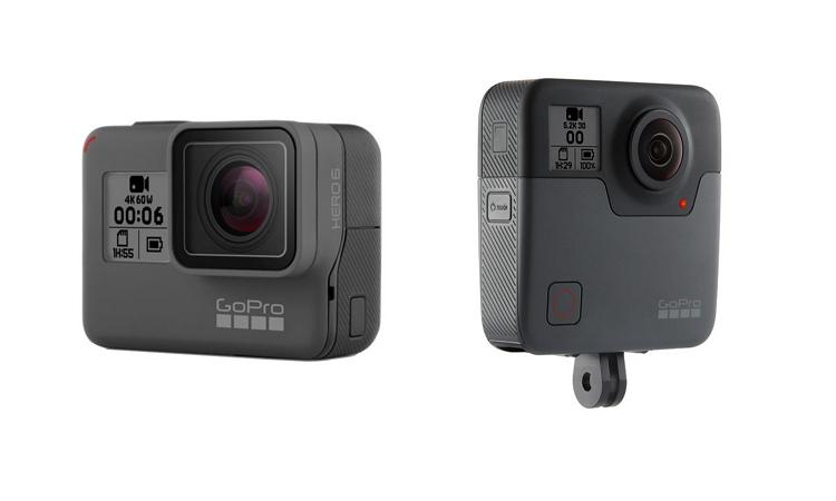 amazing 360 Cameras