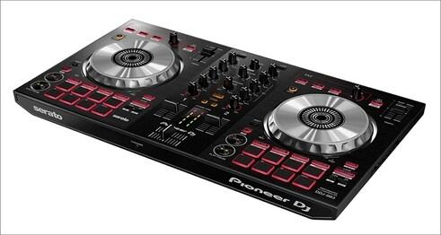 Pioneer DDJ-SB3 Serato DJ Controller