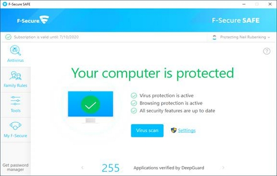 free antivirus software for windows 10