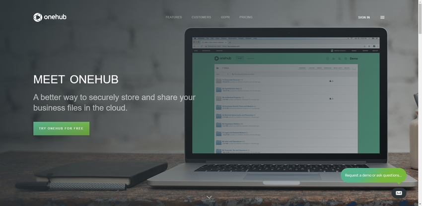 File Sharing Site-OneHub