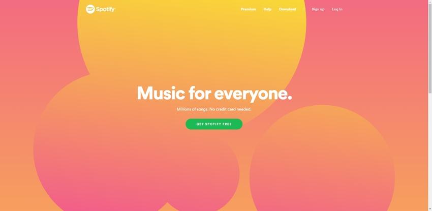 free hindi song-Spotify