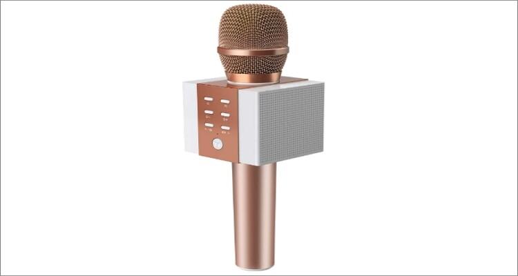 TOSING 008 Wireless Bluetooth Karaoke Microphone